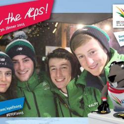 EYOF 2015 Team Ireland