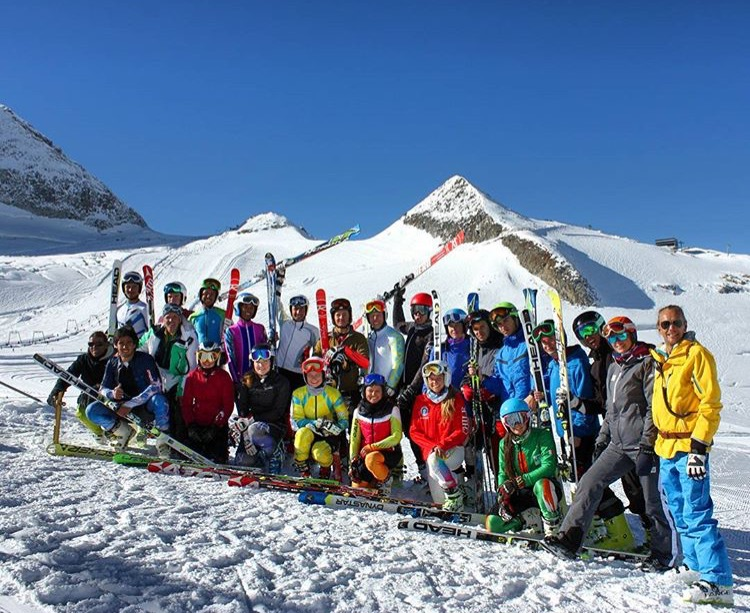 FIS CAMP - Team 2015-16
