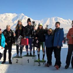 Saint-Gervais - SL Race - March 2016