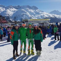 Team Ireland St Moritz 2017