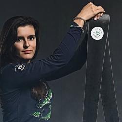 Tess Arbez Team Ireland Alpine Skier