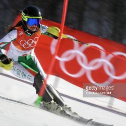 Slalom PyeongChang