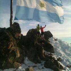 Summer Ski Camp in Argentina, 2012