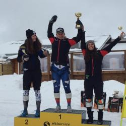 FIS Race - GS - Jan 2016 - 3rd