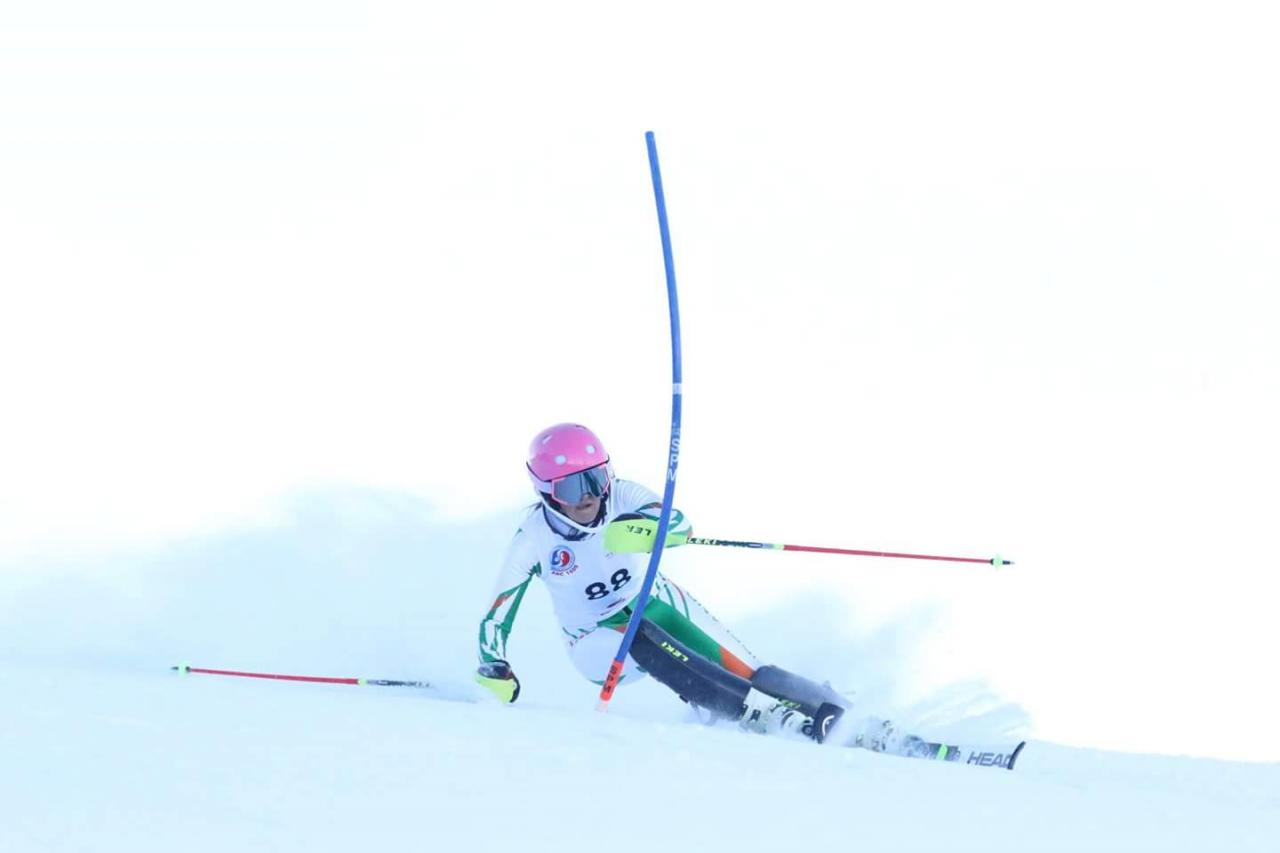 FIS Race - SL Dec 2016 - 2