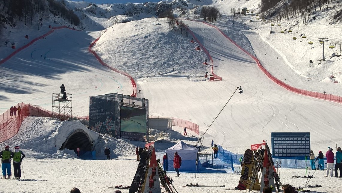 Sotchi 2016 - Alpine World Junior Championship - Feb 2016