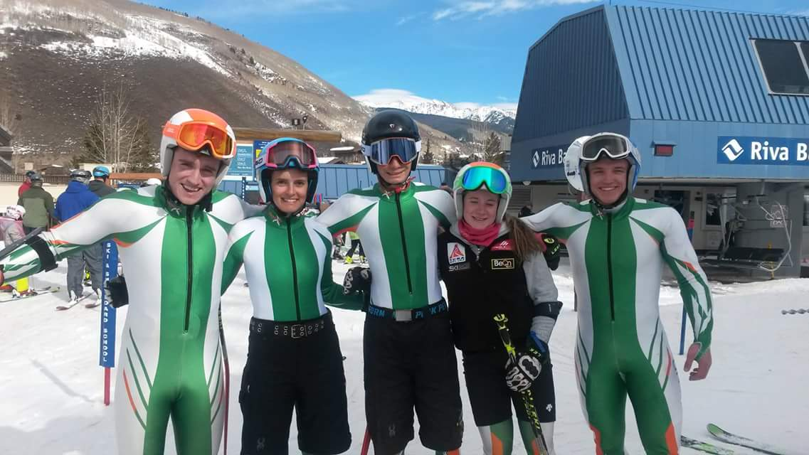 Team Ireland Vail Beaver Creek 2015